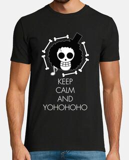 keep calm and blanc yohohoho
