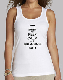 Keep calm and breaking bad -chica