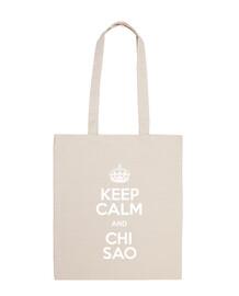 KEEP CALM AND CHI SAO