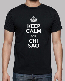 keep calm and chi sao