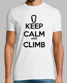 Keep Calm and Climb Hombre