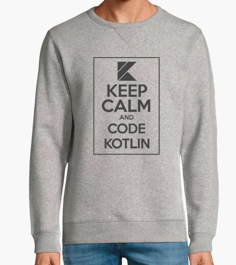 Jersey Keep Calm And Code Kotlin