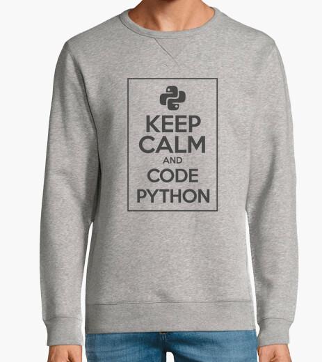 Jersey Keep Calm And Code Python