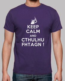 keep calm and cthulhu fhtagn!