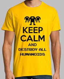 Keep Calm and Destroy all