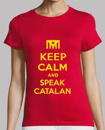 keep calm and di parlare catalano 2