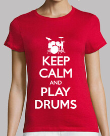 Keep Calm and Drums