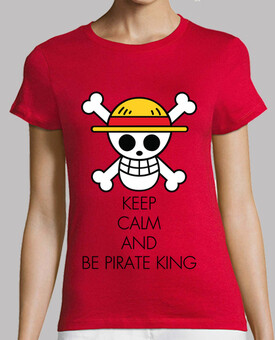 keep calm and être pirate roi noir