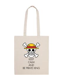 keep calm and être roi des pirates