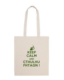 keep calm and fhtagn cthulhu!