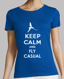 Keep Calm and Fly Casual