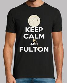 keep calm and Fulton 2