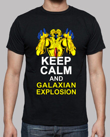Keep Calm and Galaxian Explosion