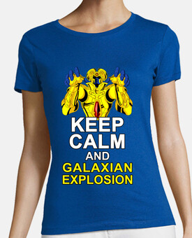 Keep Calm and Galaxian Explosion - Donna