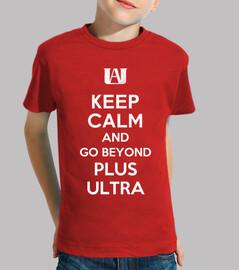 keep calm and go beyond