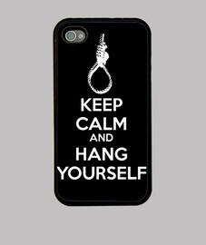 Keep calm and hang yourself
