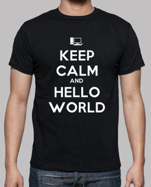 Keep Calm And Hello World