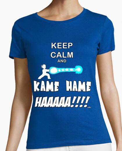 Camiseta Keep calm and Kame Hame