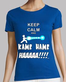 Keep calm and Kame Hame