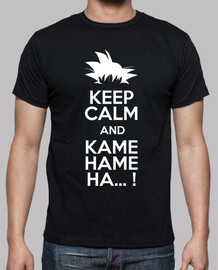 Keep Calm and Kamehameha... !