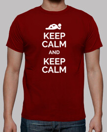 Keep calm and keep calm