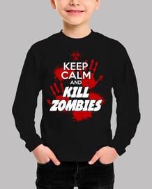 Keep Calm and Kill Zombies - 1