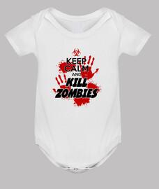 Keep Calm and Kill Zombies - 2