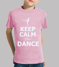 keep calm and la danza