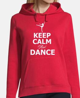 keep calm and la danza
