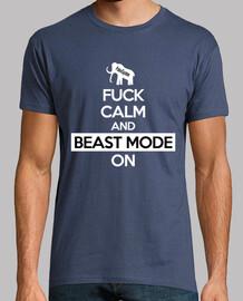 keep calm and le mode bête sur