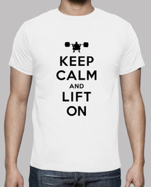 keep calm and lever sur