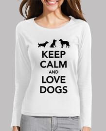 KEEP CALM and LOVE DOGS, II