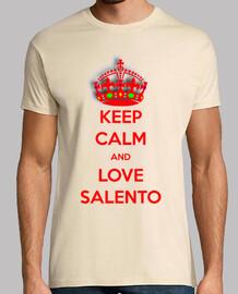 Keep calm and love Salento