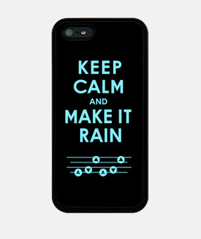 keep calm and make piovere - canzone of temporali