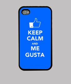 Keep Calm and Me Gusta