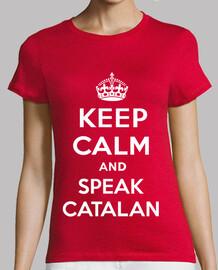 keep calm and parlare catalano