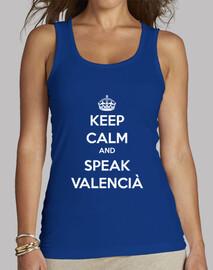 keep calm and parle valencià