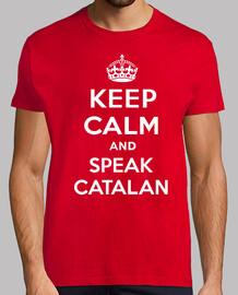 keep calm and parler catalan