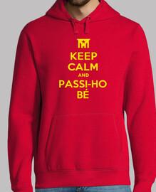 keep calm and passi-ho bé