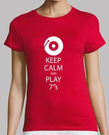 Keep calm and play 7