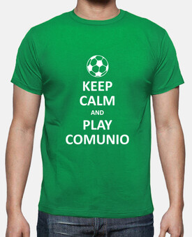 Keep Calm and Play Comunio
