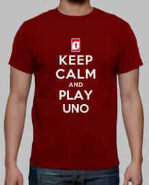 Keep Calm and Play UNO