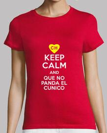 Keep Calm and Que no Panda el Cunico