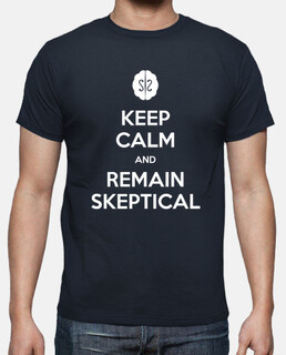 Keep calm and remain skeptical - Chico