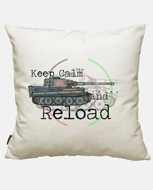 keep calm and ricaricare la tigre