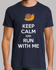 keep calm and run avec moi