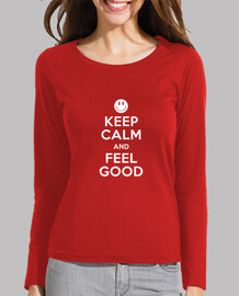 keep calm and se sentir good