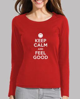 keep calm and sie keep calm and ein gutes gefühl