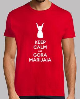 keep calm and sie keep calm and gora marijaia (rot für mutiko)