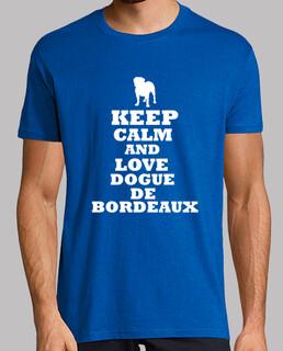 keep calm and sie keep calm and liebe dogue de bordeaux